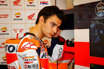 "Pedrosa: ""I can feel my arm improving all the time"""