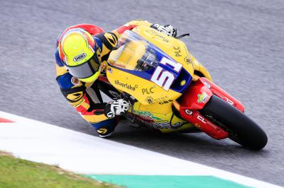 Zaidi replaced by Wilairot in Moto2™