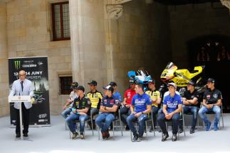 Se presenta el GP Monster Energy de Catalunya