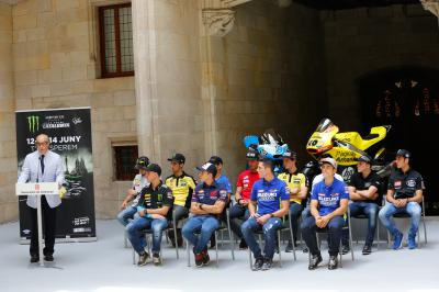 Se presenta el GP Monster Energy de Catalunya
