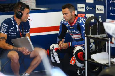 "Barbera: ""My feeling tells me I'll be on the bike"""