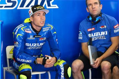 "Espargaro: ""In Barcelona we will get some new parts"""