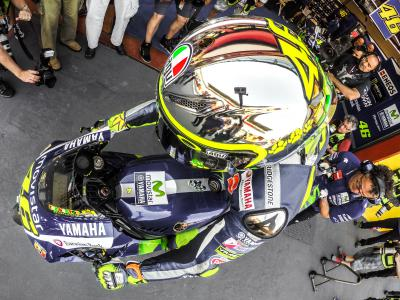 "Rossi: ""We have to be better at finding the right set up"""
