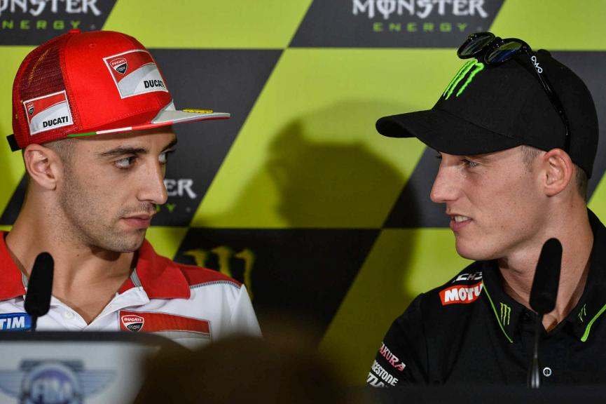 Gran Premi Monster Energy de Catalunya Press Conference
