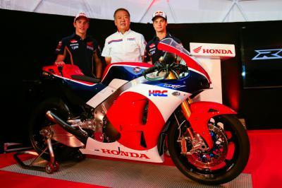 Galerie: Honda RC213V-S Launch