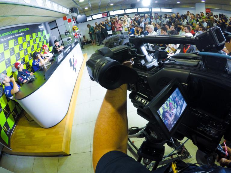 Gran Premi Monster Energy de Catalunya Press Conference