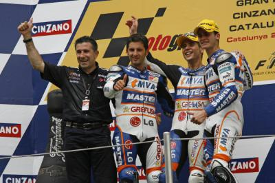Aspar Team has fond memories of Barcelona