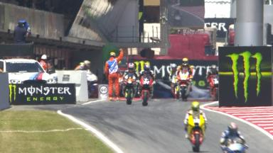 #CatalanGP Moto2™ 2. Freies Training