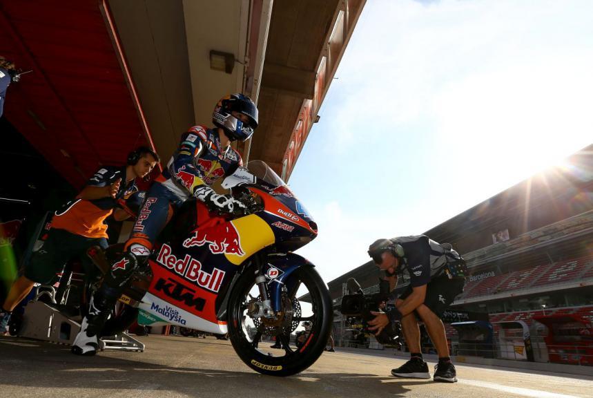 Miguel Oliveira, Red Bull KTM Ajo - Catalan GP Practice
