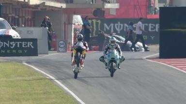 #CatalanGP: Moto3™ FP1