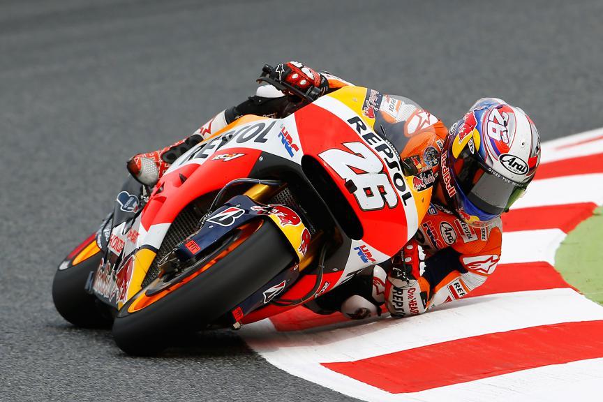 Dani Pedrosa, Repsol Honda - Catalan GP Practice