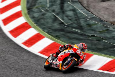 "Marquez: ""We have solved a few of the problems"""