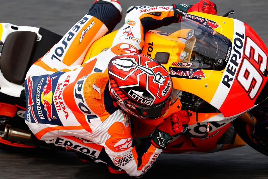 Marc Marquez, Repsol Honda - Catalan GP Practice