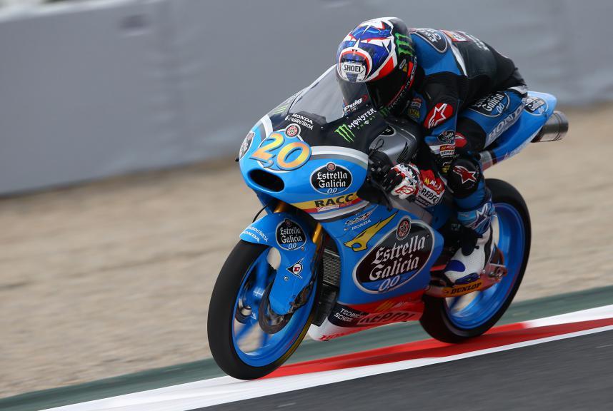 Fabio Quartararo, Estrella Galicia 0,0 Team - Catalan GP Practice