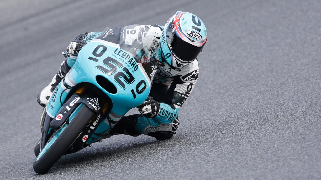 Top Moto3 CAT Friday