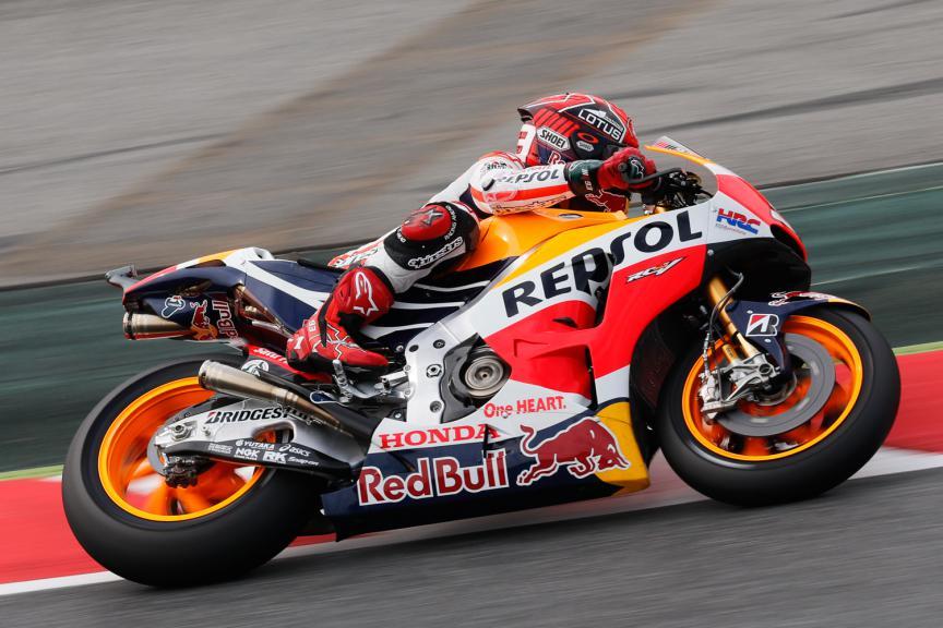 Marc Marquez, Repsol Honda Team - Catalan GP, MotoGP FP2