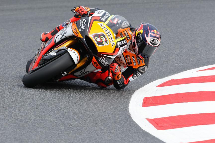 Stefan Bradl, Athinà Forward Racing - Catalan GP, MotoGP FP2