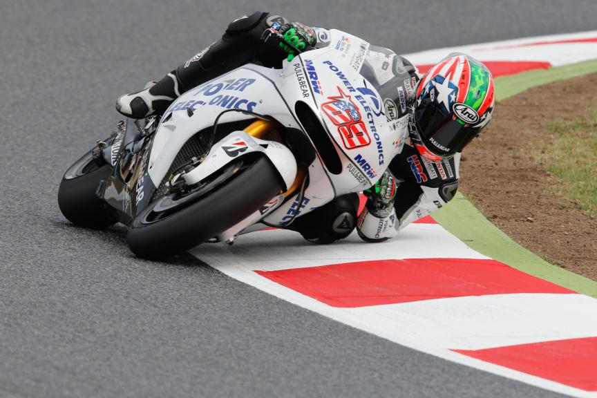 Nicky Hayden, Aspar MotoGP Team - Catalan GP, MotoGP FP2