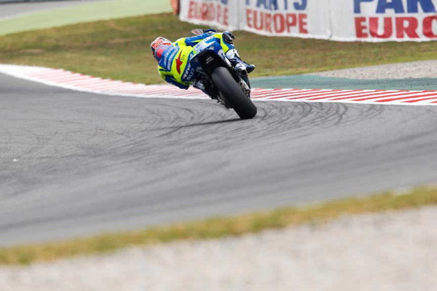 Maverick Viñales, Team SUZUKI ECSTAR - Catalan GP, MotoGP FP2