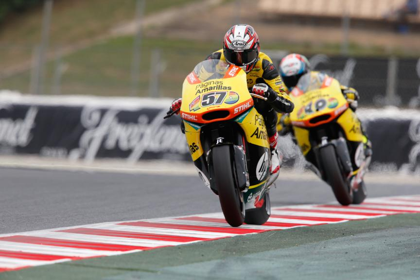 Edgar Pons, Paginas Amarillas HP 40 - Catalan GP, Moto2 FP2