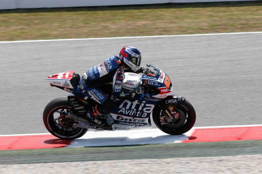 - Catalan GP, MotoGP FP2