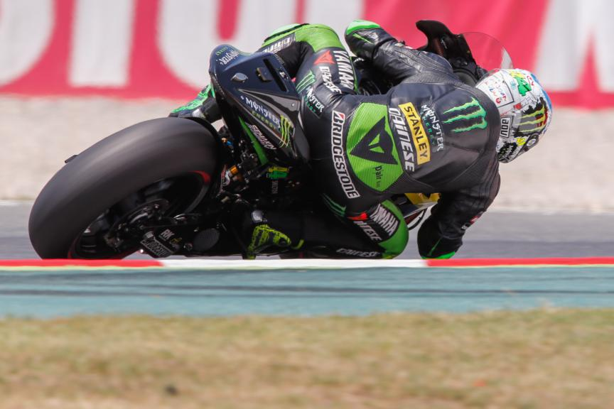 Pol Espargaro, Monster Yamaha Tech3 - Catalan GP, MotoGP FP2