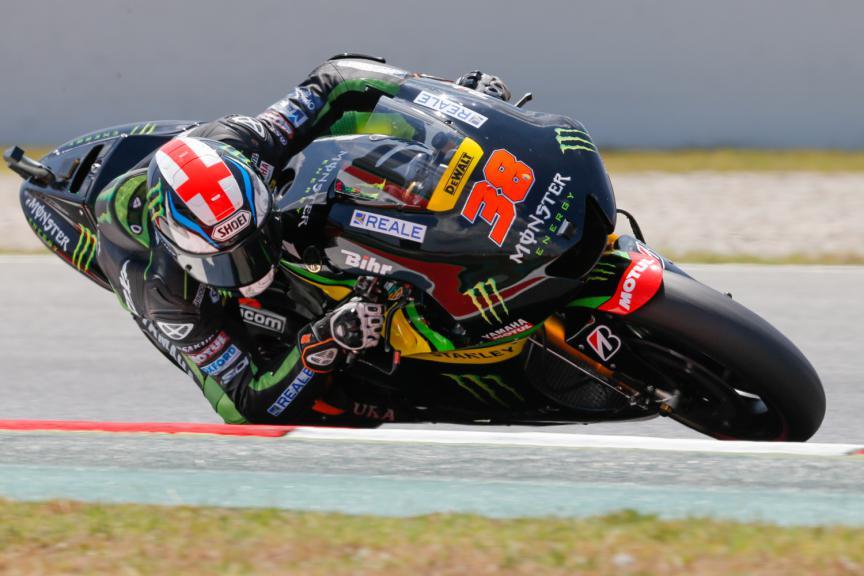 Bradley Smith, Moster Yamaha Tech3 - Catalan GP, MotoGP FP2