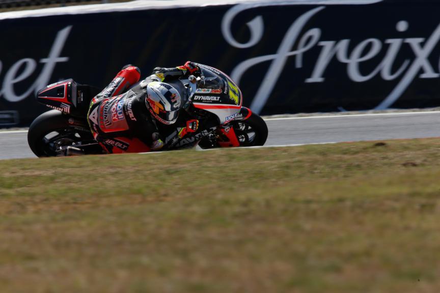 Sancdro Cortese, Dynavolt Intact GP - Catalan GP, Moto2 FP2