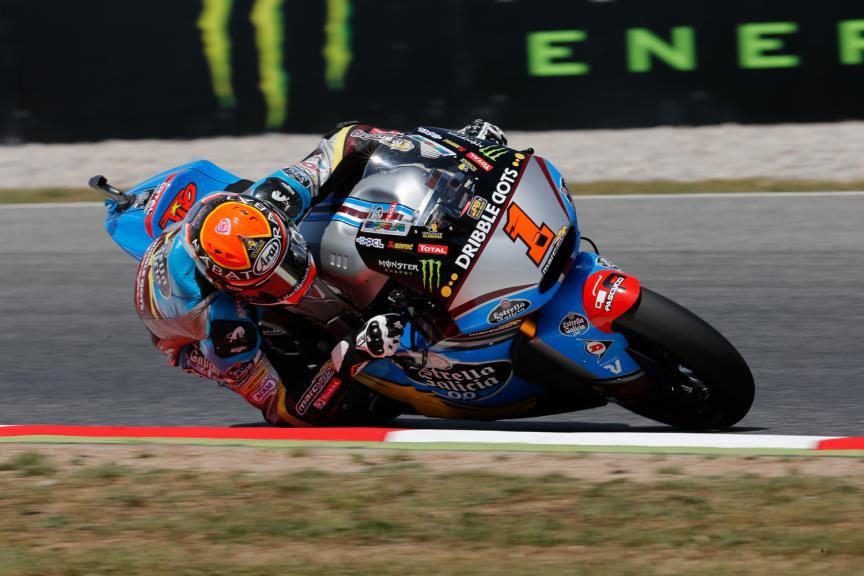 Tito Rabat, Estrella Galicia 0,0 Marc VDS- Catalan GP, Moto2 FP2