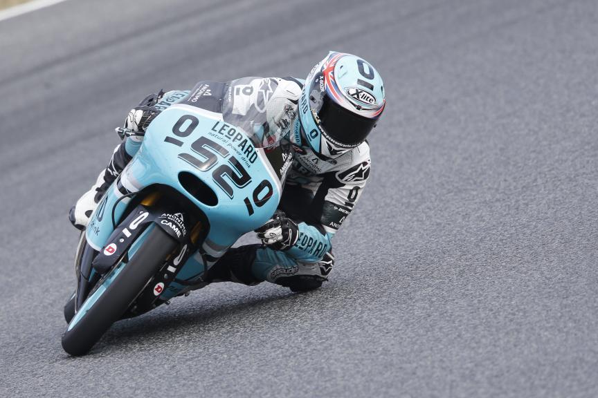 Danny Kent, Leopard Racing - Catalan GP Moto3 FP2
