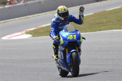 "Espargaro: ""It's only Friday but we've done a huge job"""