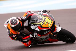Corsi ups the pace in FP3