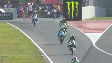 #CatalanGP: Moto3™ Free Practice 3