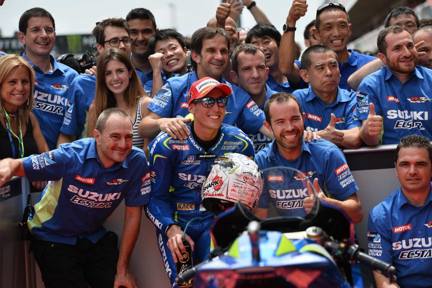 - Catalan GP, MotoGP Q2