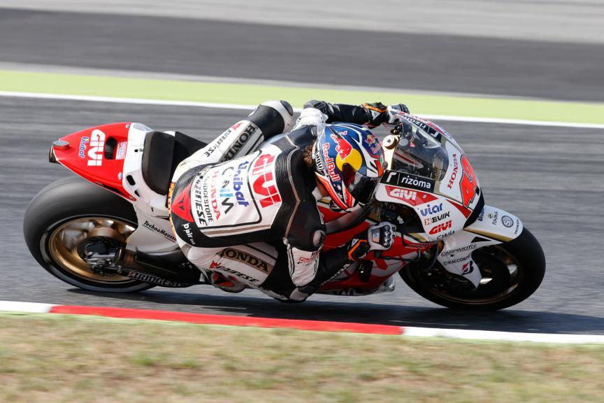 Jack Miller, CWM LCR Honda - Catalan GP, MotoGP Q