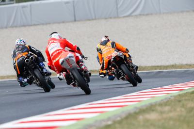 Traffic becomes critical concern in Moto3™