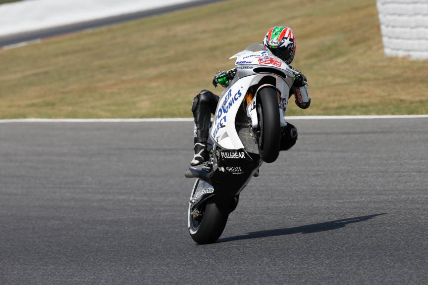 Nicky Hayden, Aspar MotoGP Team - Catalan GP, MotoGP Q1
