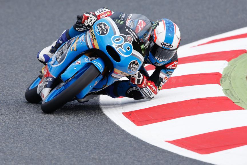 Jorge Navarro, Estrella Galicia 0,0 - Catalan GP, Moto3 QP