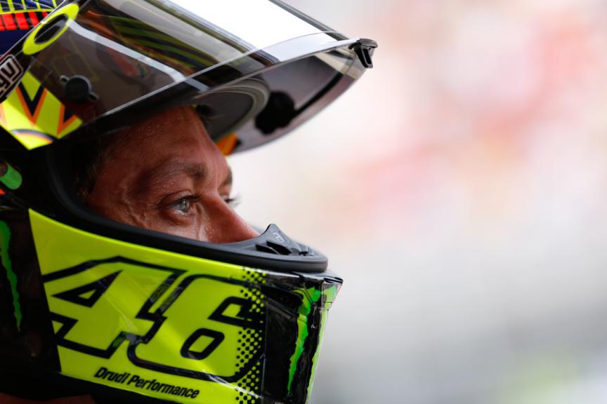 Valentino Rossi, Movistar Yamaha MotoGP - Catalan GP, MotoGP Q