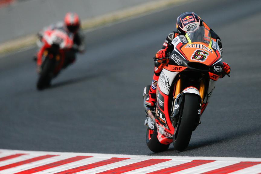 Stefan Bradl, Athinà Forward Racing - Catalan GP, MotoGP Q1