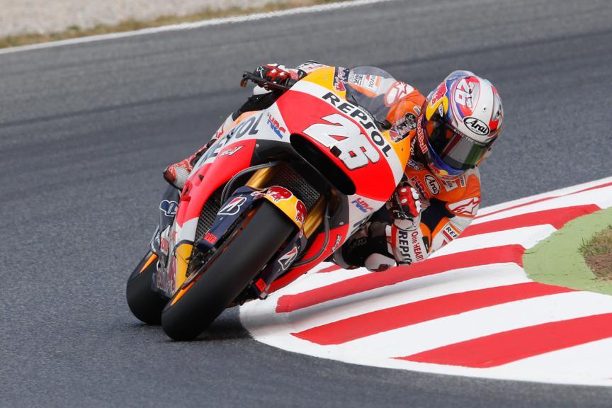 Dani Pedrosa, Repsol Honda - Catalan GP, MotoGP Q1