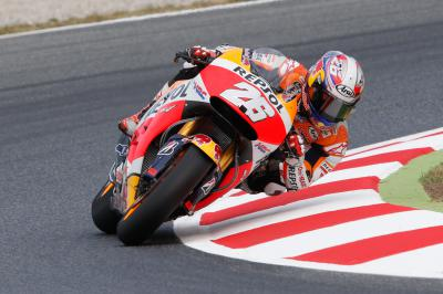 Pedrosa & Iannone make it through to Q2