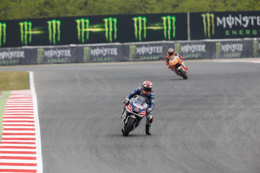 - Catalan GP, MotoGP FP4