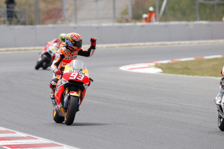 Marc Marquez, Repsol Honda Team - Catalan GP, MotoGP Q
