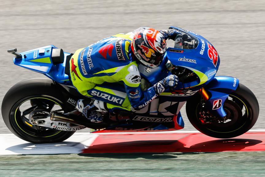 Maverick Viñales, Team SUZUKI ECSTAR - Catalan GP, MotoGP FP3