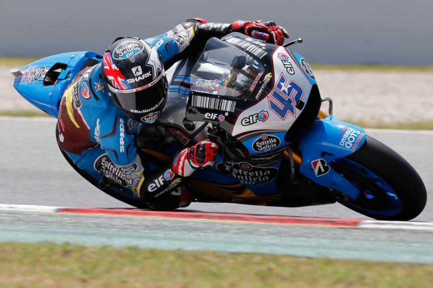 Scott Redding, Estrella Galicia 0,0 Marc VDS- Catalan GP, MotoGP FP4
