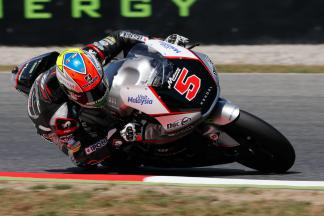 Zarco in pole a Barcellona