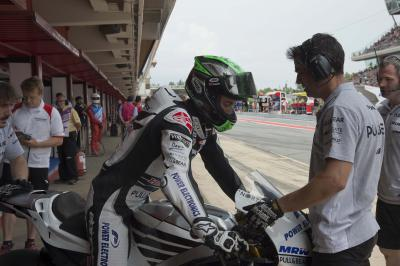 "Laverty: ""Today has been a bit of a tough day for us"""