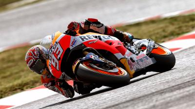 "Marquez: ""I think that Jorge has the best pace"""