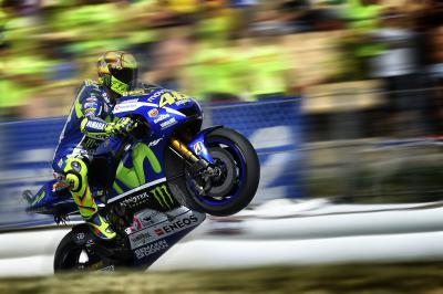"Rossi: ""It will be important to make a good start"""